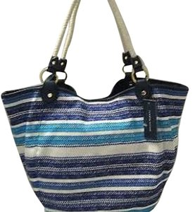 Tommy Hilfiger Tote in Blue Multi