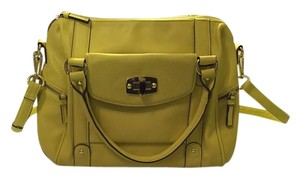 Merona Purse Satchel in Yellow