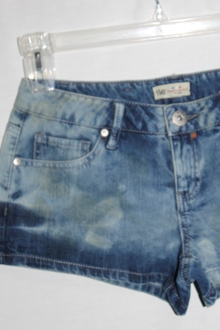 YMI Jeans Mini/Short Shorts Cloud Drip Blue