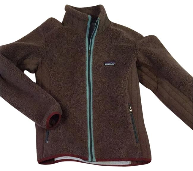 Preload https://item3.tradesy.com/images/patagonia-brown-jacket-activewear-size-8-m-1977152-0-0.jpg?width=400&height=650