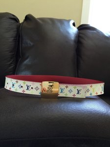 Louis Vuitton Louis Vuitton Multi Color Belt