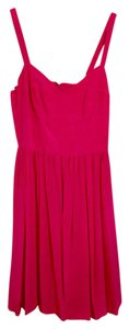 Amanda Uprichard Pink Dress