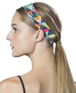 Rumi Yoga Wear Seek Reversible Sport Headband One Size