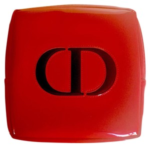 Dior Christian Dior Red Cosmetic Bag