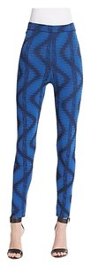 M Missoni Skinny Pants Blue