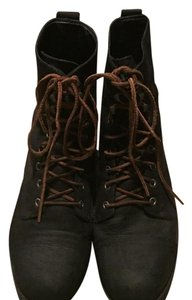 Denim & Supply Black Boots