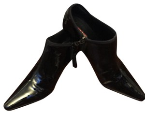 Prada Black patent leather Boots