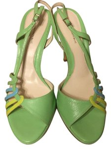 Banana Republic Green/multi Platforms