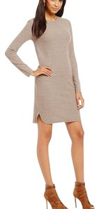 Daniel Cremieux short dress Brown on Tradesy