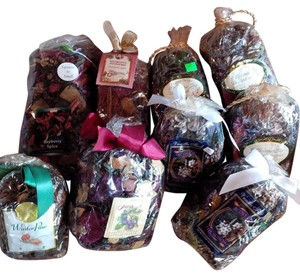 Home Decor 9 Bags Of Potpourri