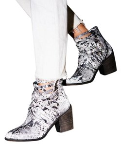 Free People Carrera Heel Boots