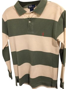 Polo Ralph Lauren S(8-10) Boys 100% Cotton Sweater