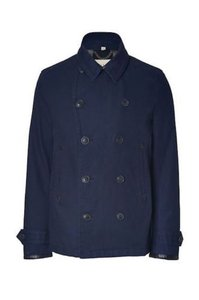 Burberry Mens Jacket Pea Coat