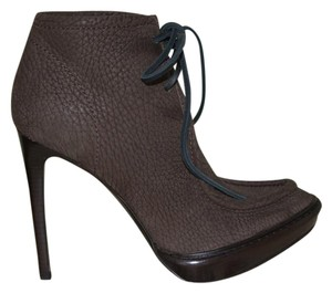Burberry Prorsum Taupe Boots