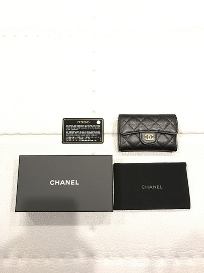 Chanel Auth Chanel card holder Image 2