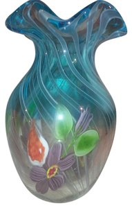 Art Glass Vase ~ Quality Made