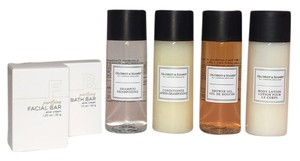 Gilchrist & Soames GILCHRIST & SOAMES 6 PIECE TOILETRY SET NEW