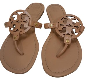 Tory Burch Make-Up Leather Flats