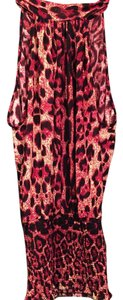 Rue 21 Top Pink Cheetah