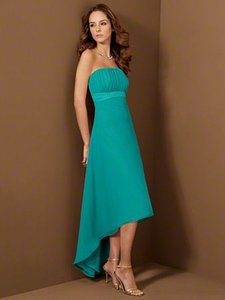 Alfred Angelo Tealness 6455 Dress
