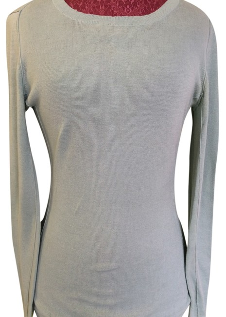 Preload https://item5.tradesy.com/images/banana-republic-mint-sweaterpullover-size-8-m-1977409-0-0.jpg?width=400&height=650