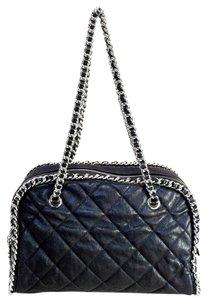 Chanel Chain Calfskin Shoulder Bag