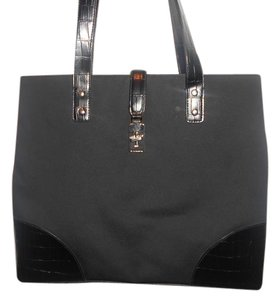 Liz Claiborne Shopper Tote in Black