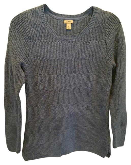 Preload https://item2.tradesy.com/images/ll-bean-cotton-knit-sweater-1977446-0-0.jpg?width=400&height=650