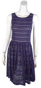 Anthropologie 9h15 Crochet Lace Dress