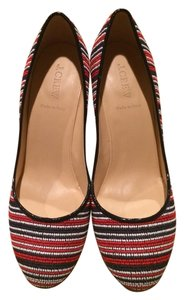 J.Crew Multicolor Pumps