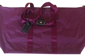 Bric's Magenta Travel Bag