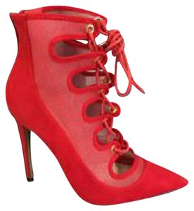 Alba Footwear RED Boots