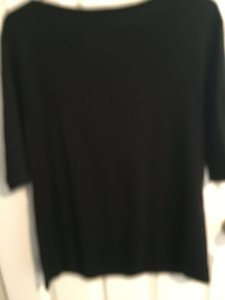Charter Club T Shirt Black