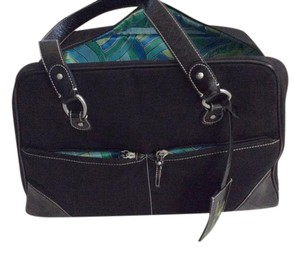 Sigrid Olsen Black Travel Bag