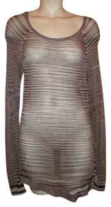 Rock & Republic Sheer Knit Tunic