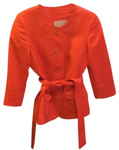 Banana Republic Orange Blazer