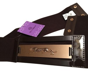 Other Hot In Hollywood Plus Size 2x/3x Cheetah Belt