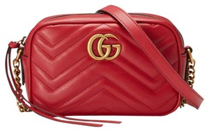 Gucci Disco Soho Gg Shoulder Bag
