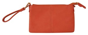 Charming Charlie Wristlet in Orange