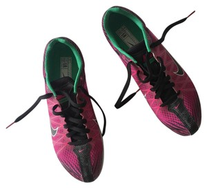 Nike Pink and black and green Athletic