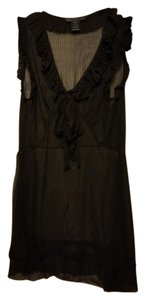 Marc by Marc Jacobs Sheer Silk Dress
