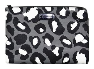 Marc Jacobs Marc By Polyester Gray Clutch