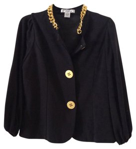 WD.NY Black & Gold Jacket