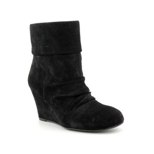INC International Concepts black Boots