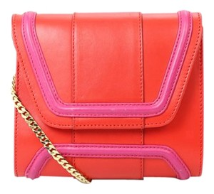 Yliana Yepez Leather Cross Body Bag