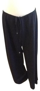 Escada 100% New Wool Made In Germany Wide Leg Pants