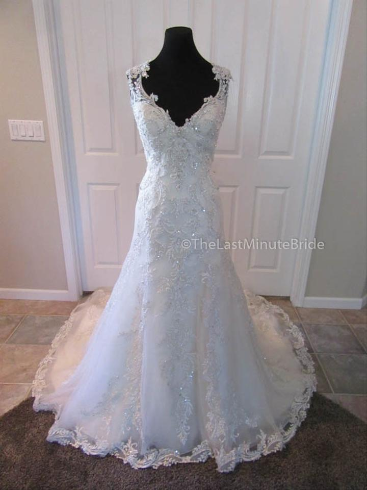 Maggie sottero monticella wedding dress on sale 36 off for Maggie sottero wedding dress sale