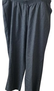 Alia Trouser Pants Gray