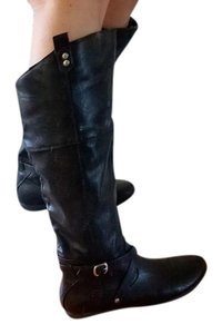 Chariot Black Boots