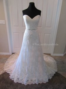 Kenneth Winston 1649 Wedding Dress
